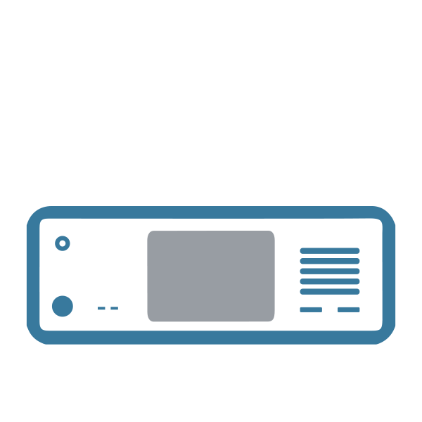 Analogue Repeater Icon