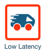 Icon - Low Latency